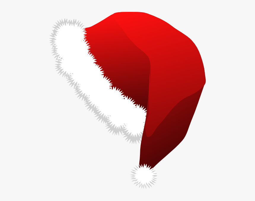Santa Hat Clip Art Free - Small Santa Clip Art, HD Png Download, Free Download