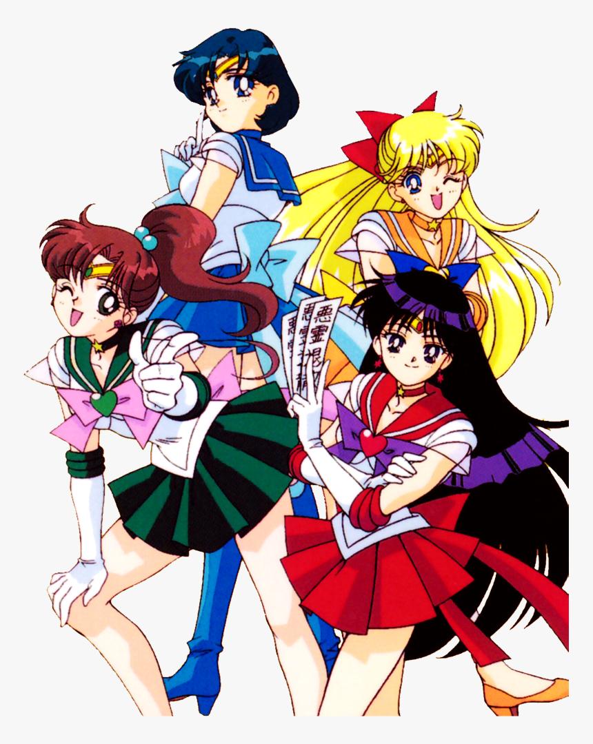 Sailor Mars Sailor Venus, HD Png Download, Free Download