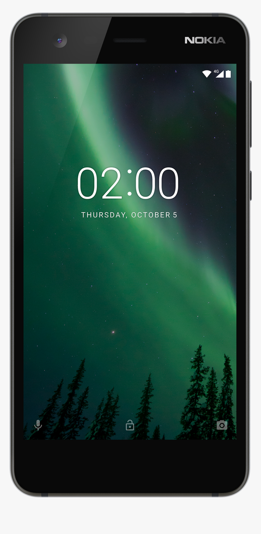 The Nokia 2 Also Sports A Hd 720p Display - Nokia 2 Ds 4g, HD Png Download, Free Download