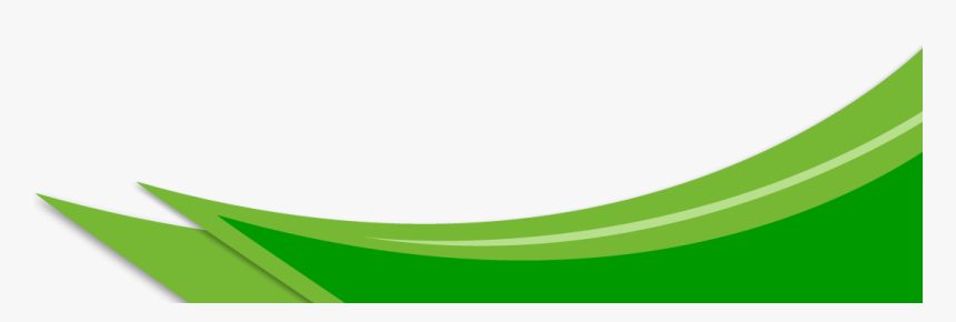 Green Wave Vector Png Download - Green Wave Vector Png, Transparent Png, Free Download