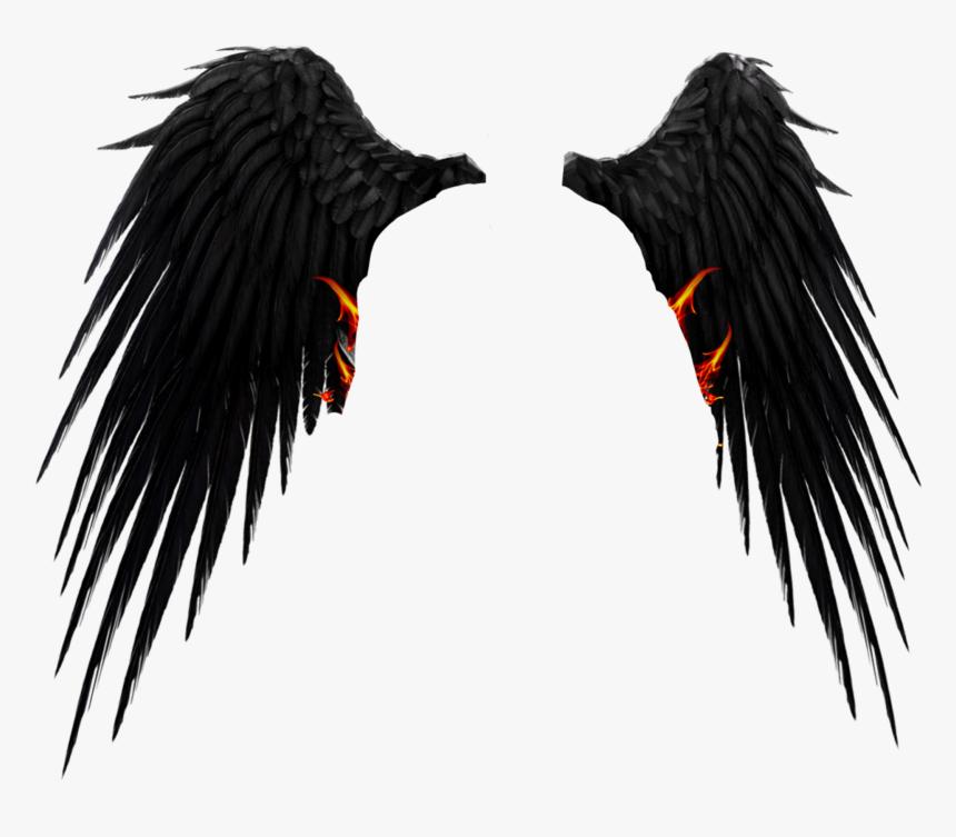 Darkangel Devil Wings Satan Lucifer Ivory Billed Woodpecker
