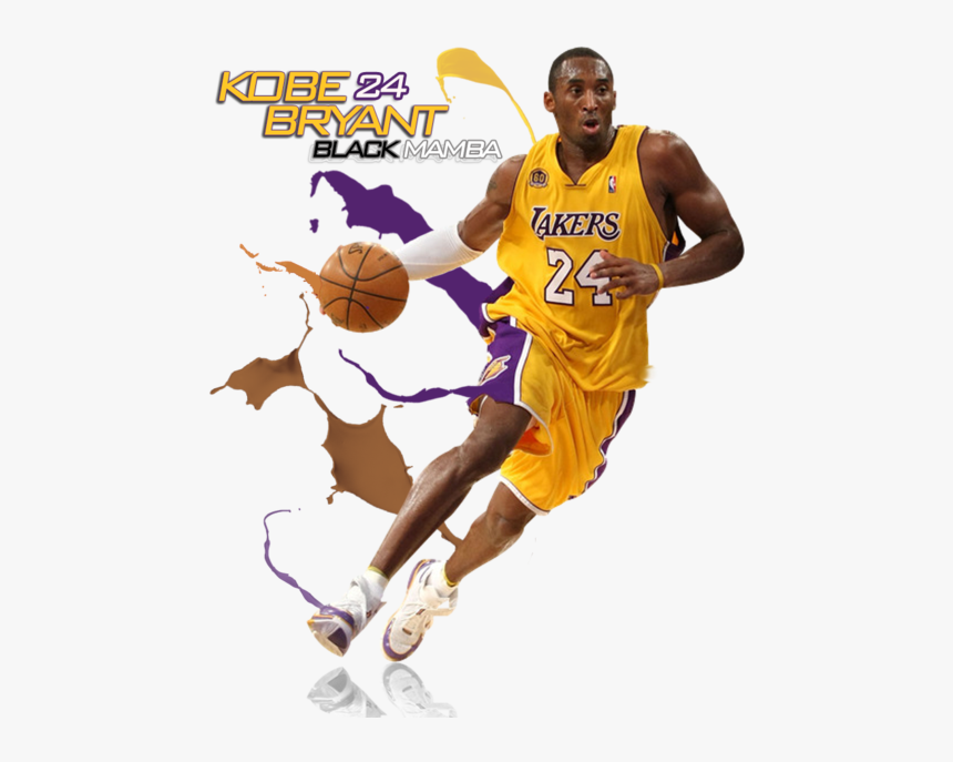 Kobe Bryant Png Image Transparent Free Download - Kobe Bryant Transparent, Png Download, Free Download