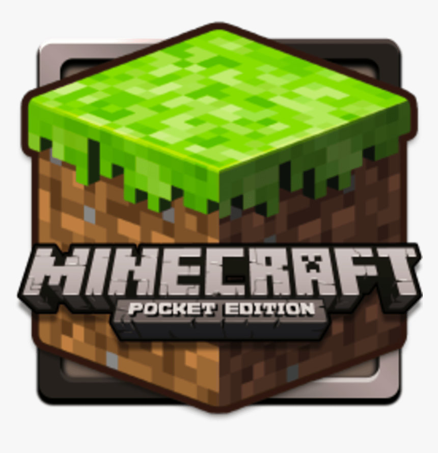 Minecraft - Pocket Edition - Minecraft Pocket Edition, HD Png Download, Free Download