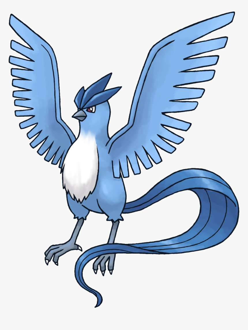 """Here""""s An Alternate With The Squirtle Squad Glasses - Pokemon Articuno, HD Png Download, Free Download"""