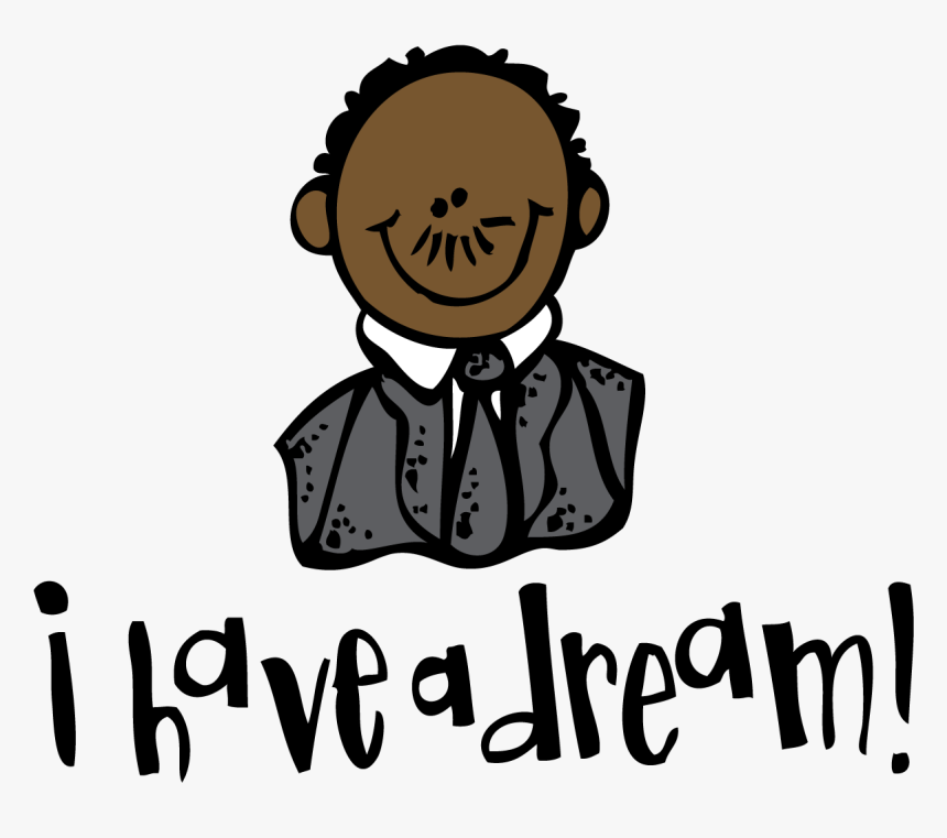 Collection Of Holiday - Clip Art Martin Luther King Jr Day, HD Png Download, Free Download