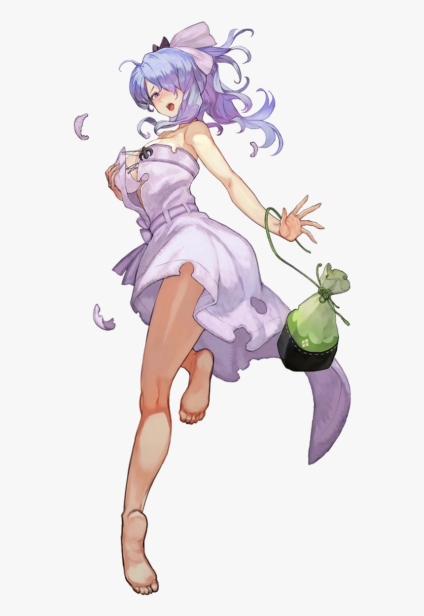 Fire Emblem Heroes Camilla Hot Springs, HD Png Download, Free Download