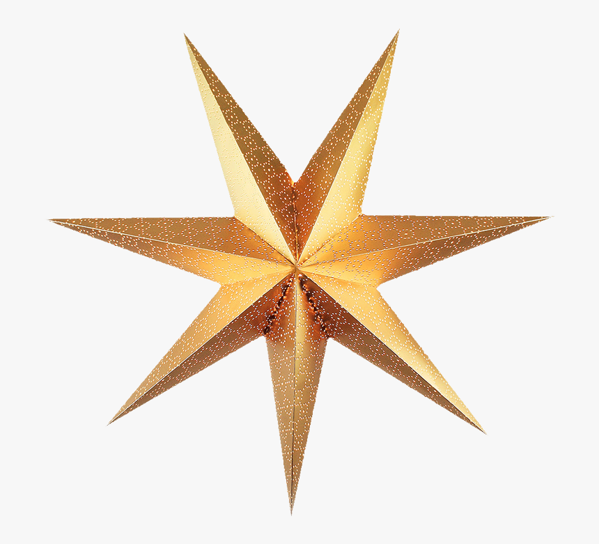 Gold Star Transparent Background Christmas Image - Breaking Stalin's Nose, HD Png Download, Free Download