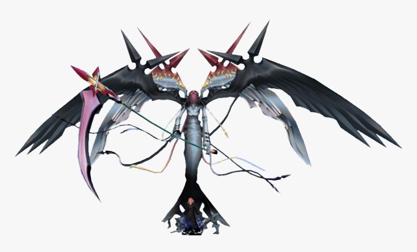 Image - Kingdom Hearts Strelitzia Nobody, HD Png Download, Free Download