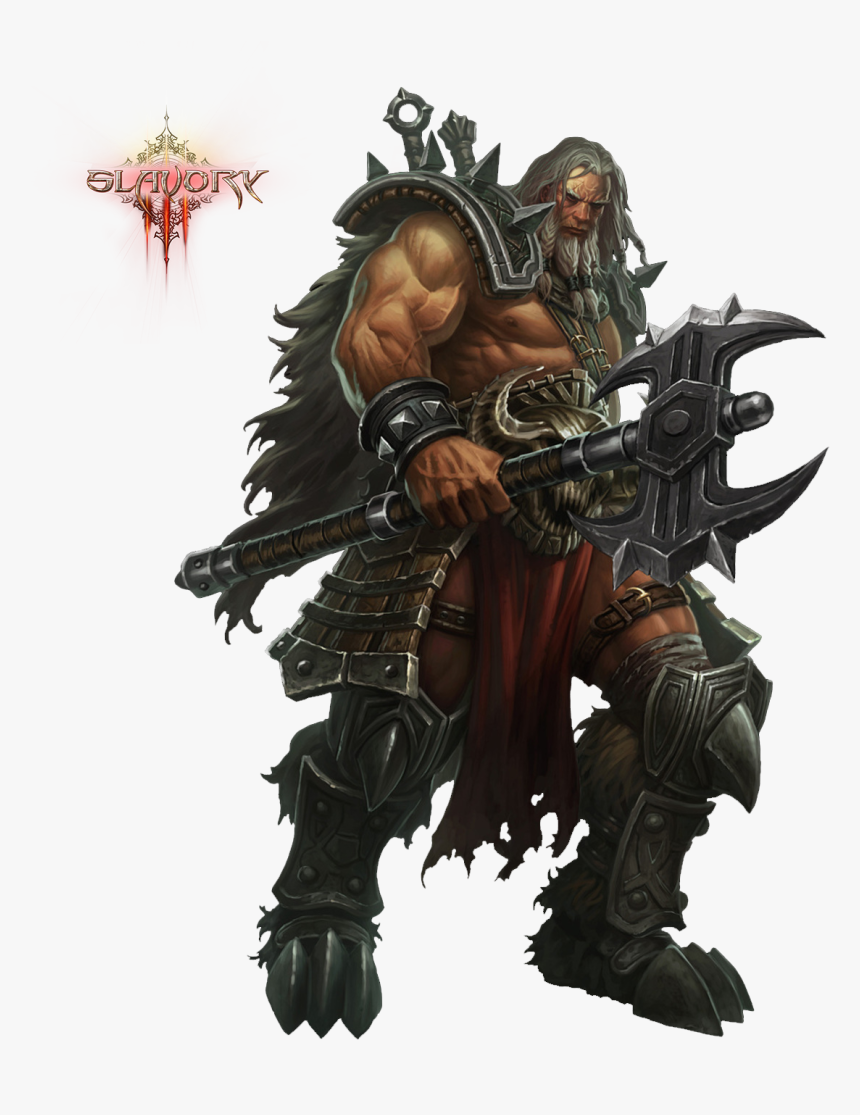Diablo 3 Barbarian Png , Png Download - Diablo 3 Barbarian Icon, Transparent Png, Free Download