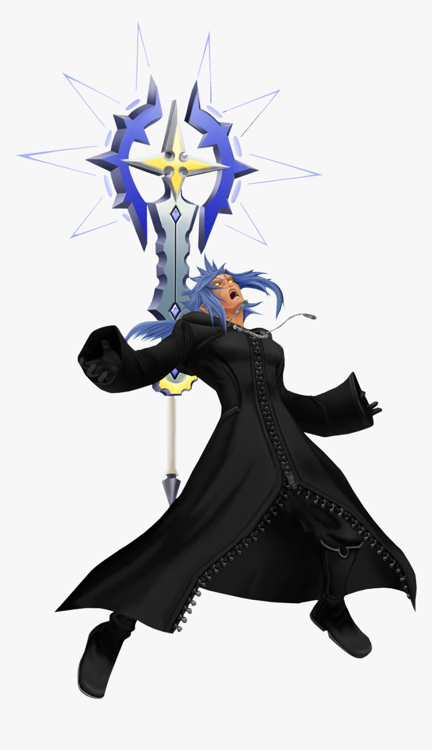 Kingdom Hearts Saix Berserk Hd Wallpaper Kingdom Hearts Saix