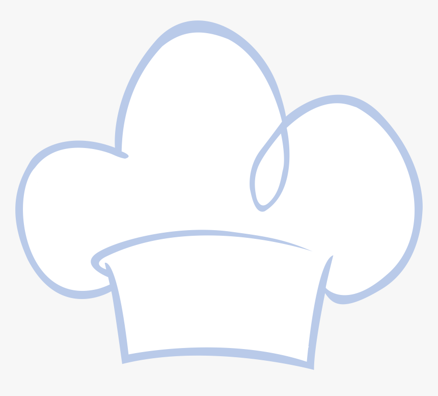 Chef Hat Outline Clipart Free To Use Clip Art Resource - Mlp Chef Cutie Mark, HD Png Download, Free Download