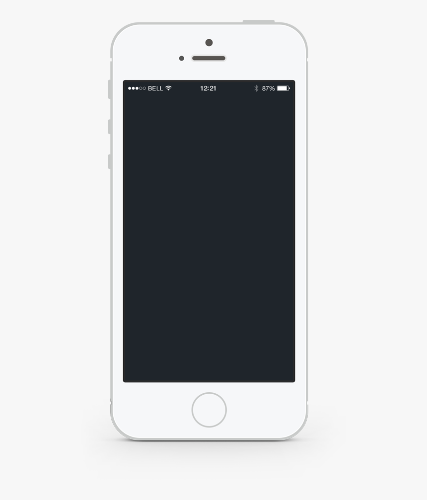 Iphone 8 Black Screen, HD Png Download, Free Download