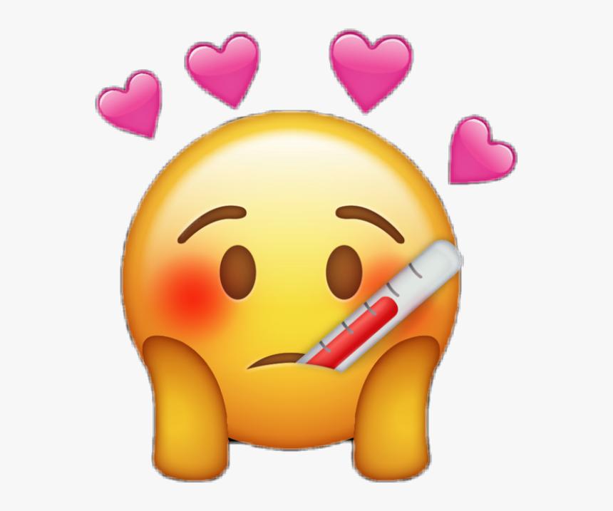 ##emojie #emonjies #emotions #emoticones #emoji #enfermo - Cute Love Emoji, HD Png Download, Free Download