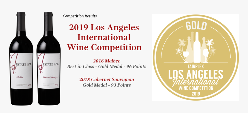Los Angeles International Wine Competition Gold, HD Png Download, Free Download