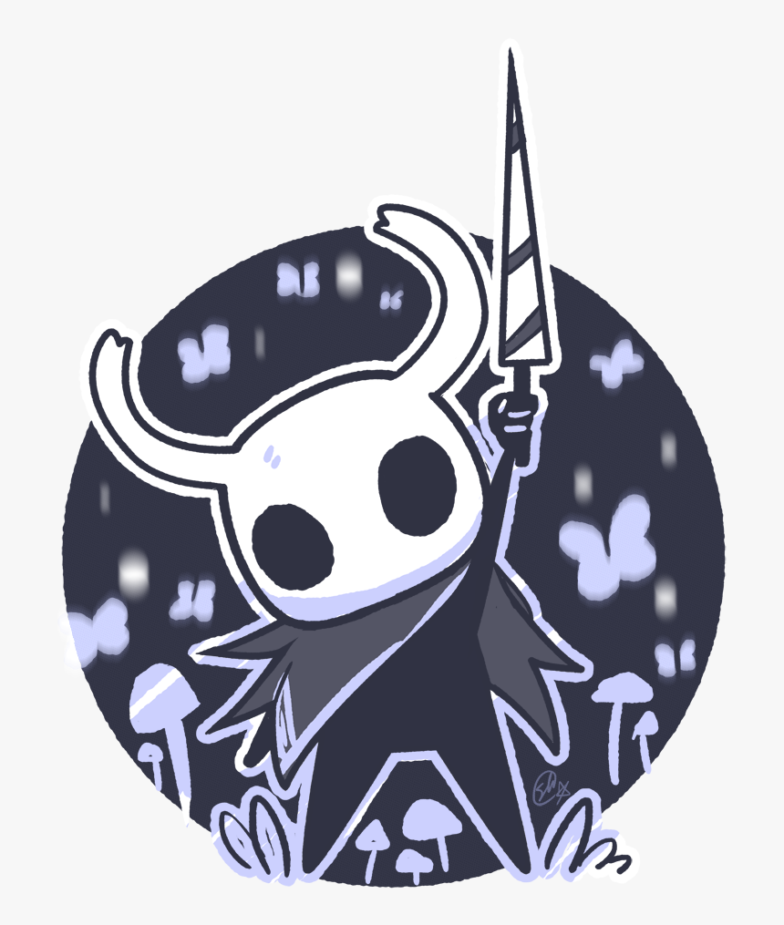 """""""the Hollow Knight - Hollow Knight Png, Transparent Png, Free Download"""