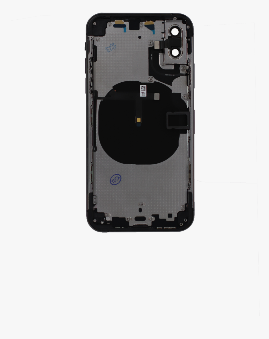 Back Housing W/small Components Pre-installed For Use - Iphone, HD Png Download, Free Download