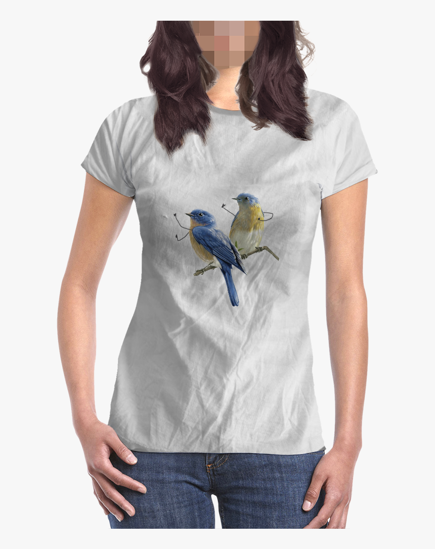 Pájaros De Barrio - How's The Josh T Shirt For Girls, HD Png Download, Free Download