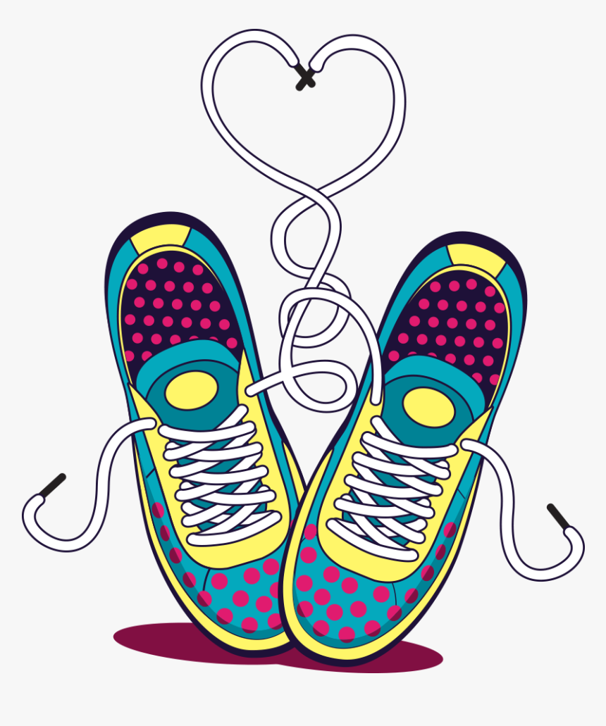 Shoe Cartoon Espadrille - Shoes Cartoon Png, Transparent Png, Free Download