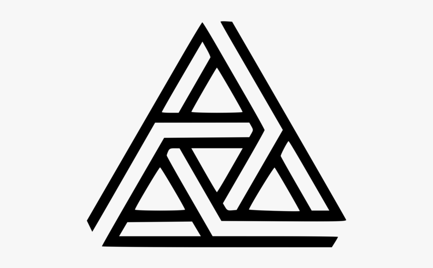 Triangle Area Monochrome Photography Triangle Photography Logo Png Transparent Png Kindpng