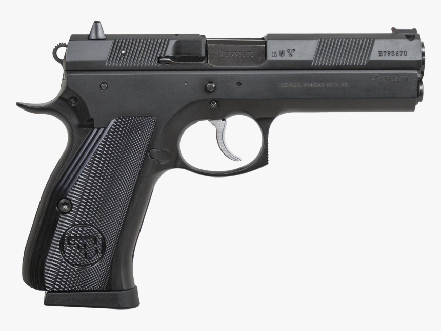 Transparent Glock Clipart - Smith And Wesson M&p 9mm, HD Png Download, Free Download
