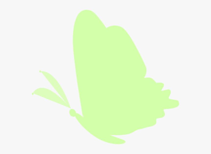 Transparent Green Butterfly Png - Butterfly, Png Download, Free Download