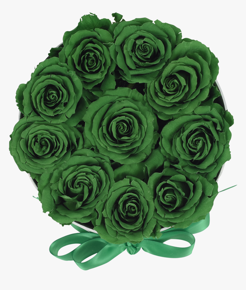 Orb Original Emerald Green Roses - Emerald Green Flowers Png, Transparent Png, Free Download