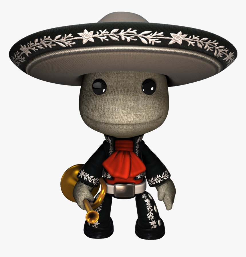 Little Big Planet Mariachi, HD Png Download, Free Download