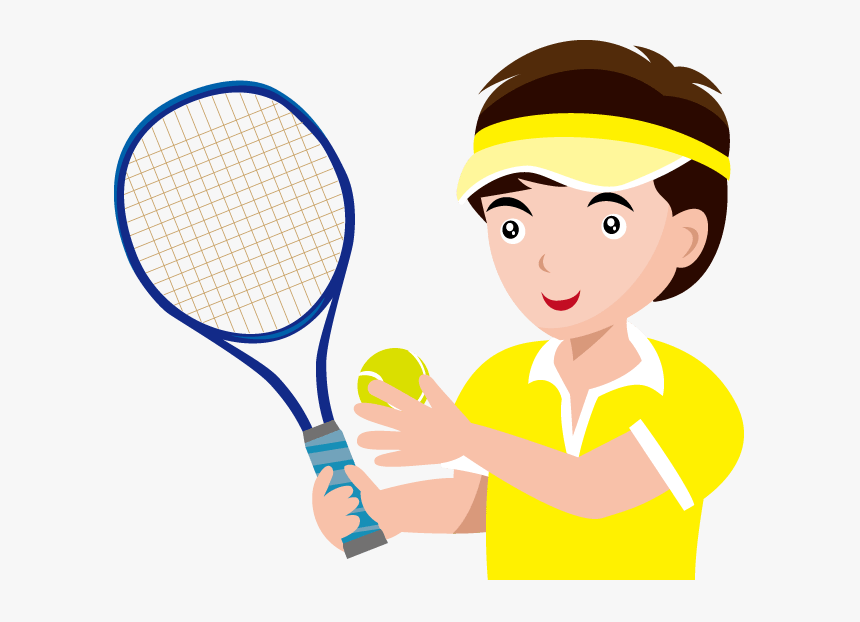 Tennis Player Quotes Like Success Playing Tennis Clipart Png Transparent Png Kindpng