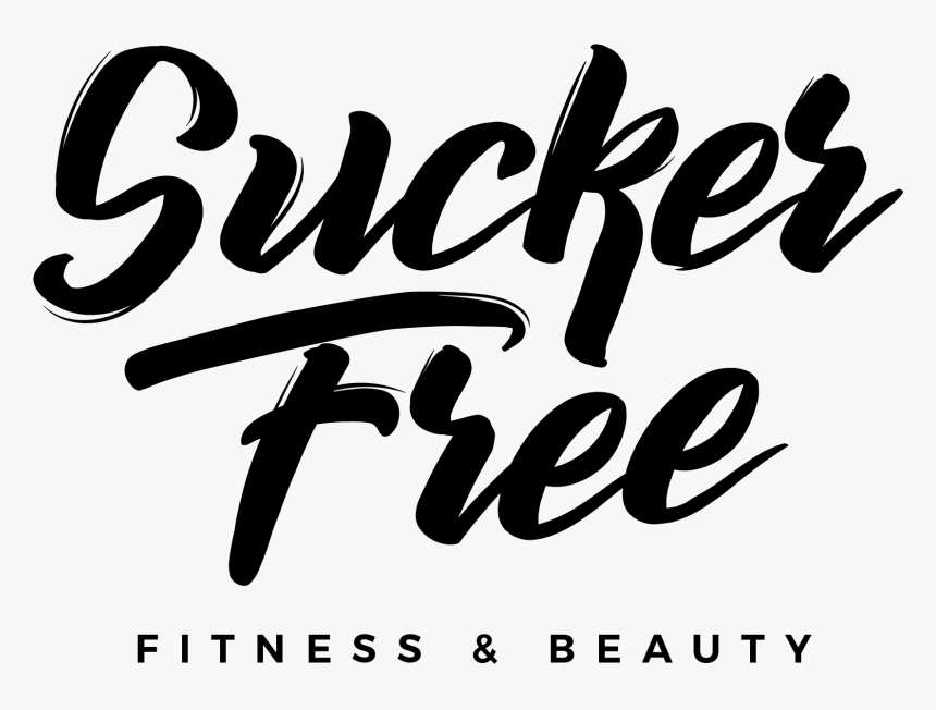 Sucker Free Fitness And Beauty - Dya, HD Png Download, Free Download