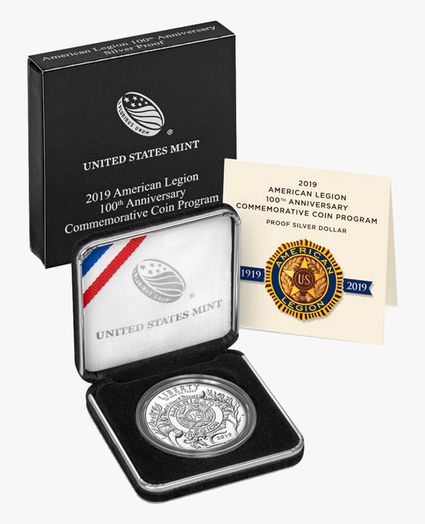 Iusa531959 3 - 2018 World War I Centennial Silver Dollar, HD Png Download, Free Download