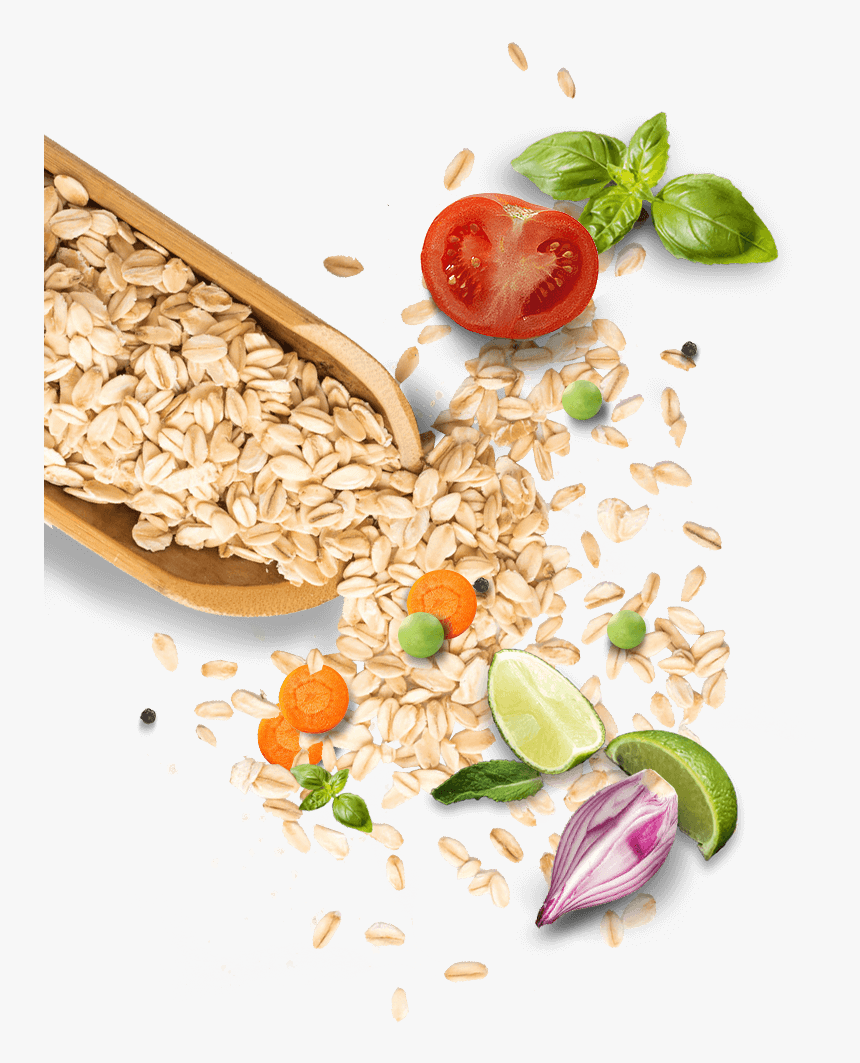 Goodness Of Oats And Vegetables - Saffola Masala Oats Bowl, HD Png Download, Free Download