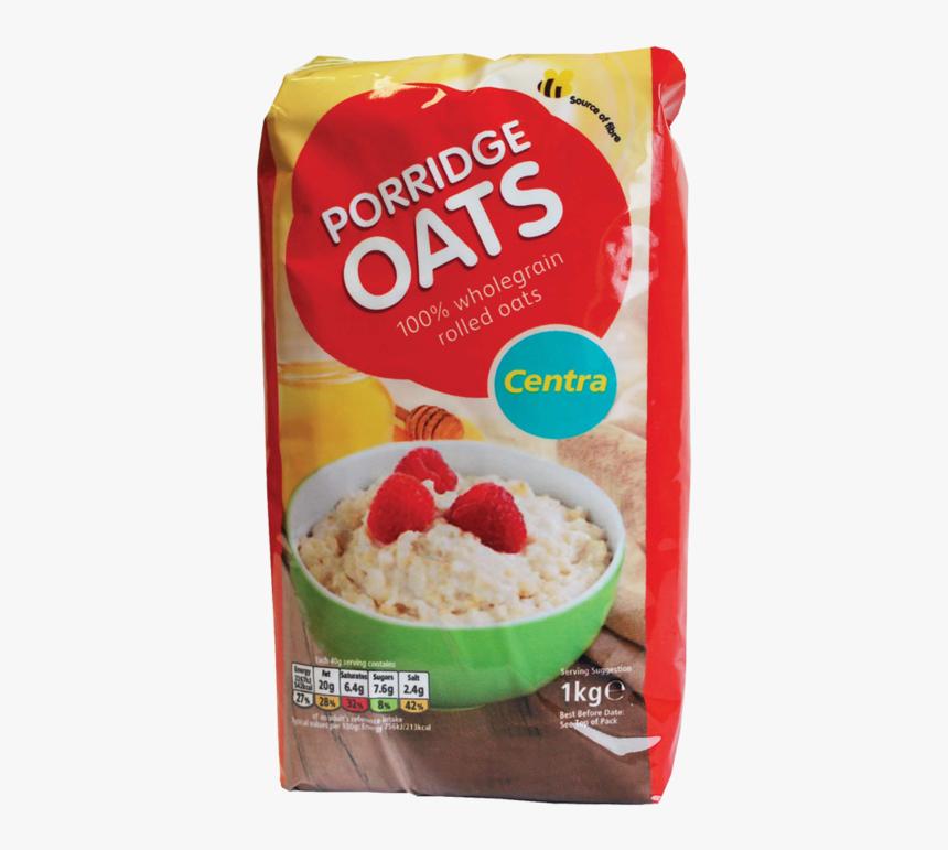 Ct Ob Porridgeoats 1kg - Centra Porridge, HD Png Download, Free Download