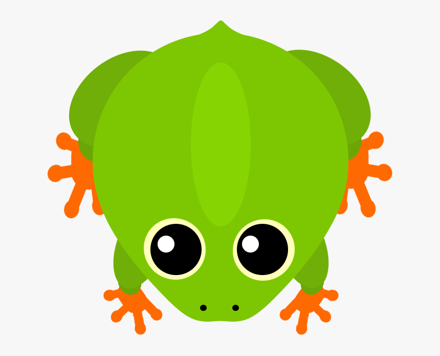 Frog In Mope Io, HD Png Download, Free Download