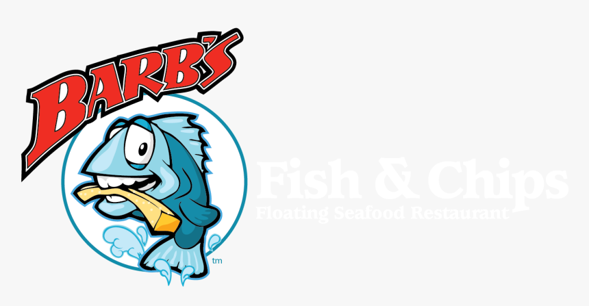 "Barb""s Fish & Chips - Bc Barbs Fish And Chip Fishermans Wharf Victoria, HD Png Download, Free Download"