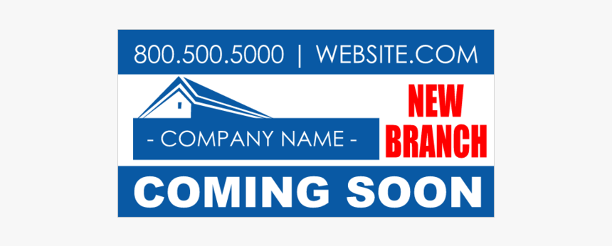 New Company Coming Soon Banner, HD Png Download, Free Download