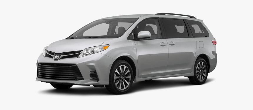 2019 Toyota Sienna Xle Awd, HD Png Download, Free Download