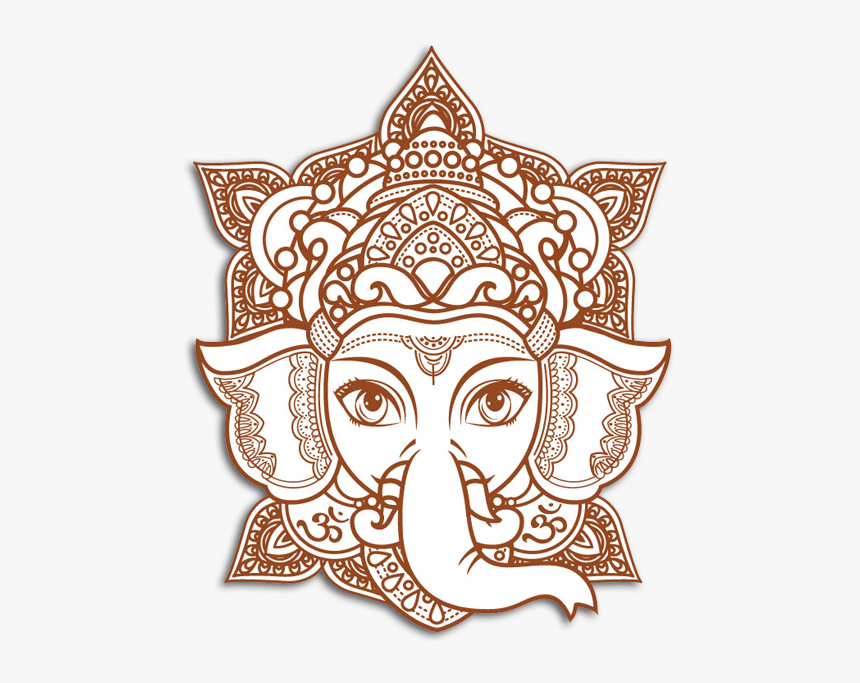 Phone - Clipart Lord Ganesha, HD Png Download, Free Download