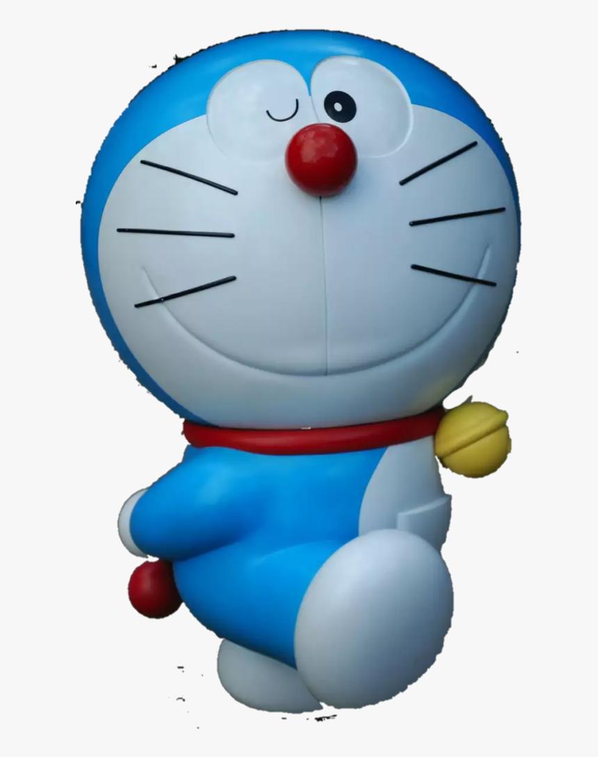 Transparent Doraemon Logo Png - Gato De Anime Japonés, Png Download, Free Download