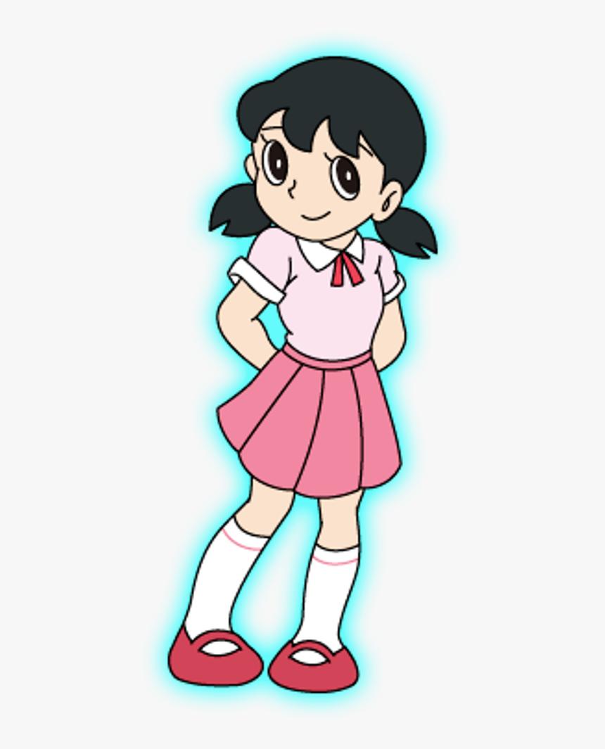 Shizuka@giantess - Nobita And Shizuka Png, Transparent Png, Free Download