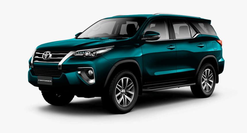 Toyota Fortuner 2019 Negro - Toyota Fortuner 2019 Png, Transparent Png, Free Download