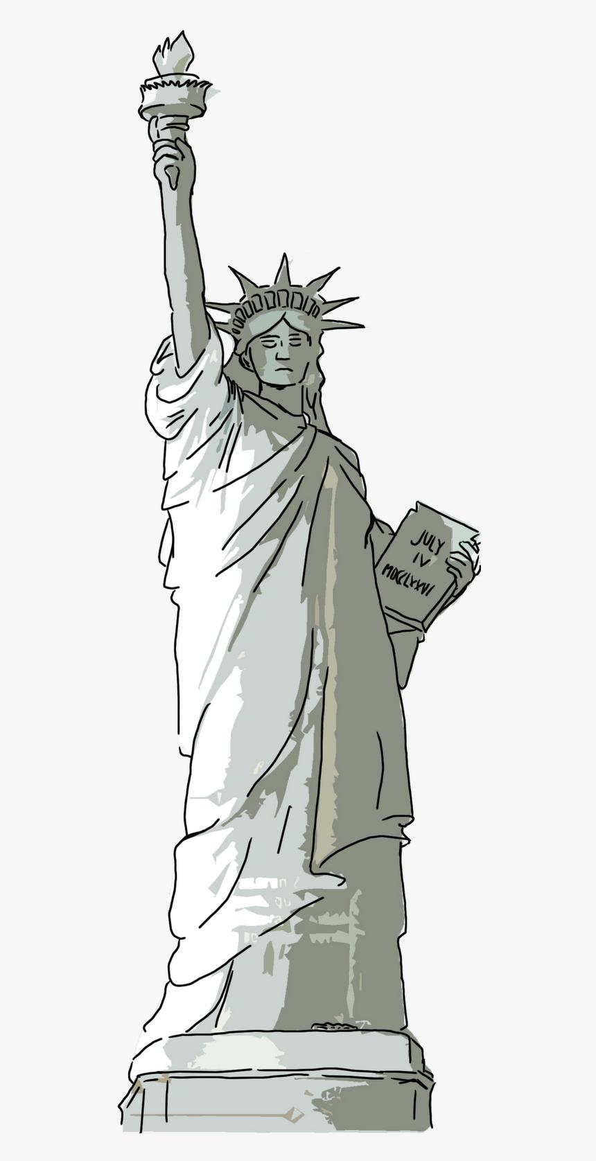 Señora De La Libertad Png, Transparent Png, Free Download