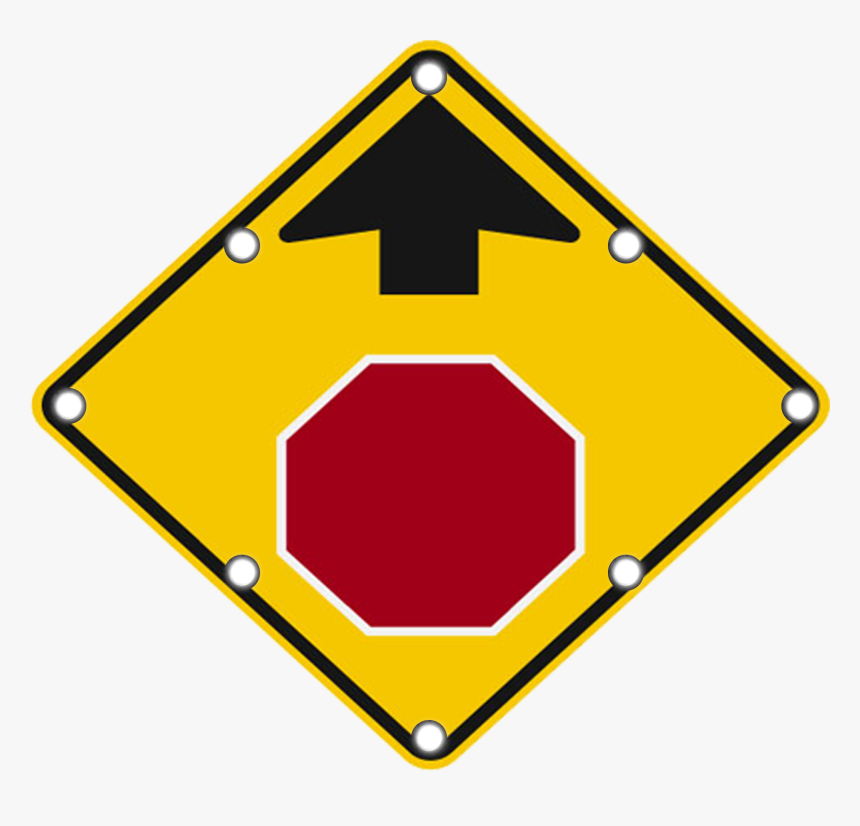 Transparent Blank Road Sign Png - Speed Limit Warning Sign, Png Download, Free Download