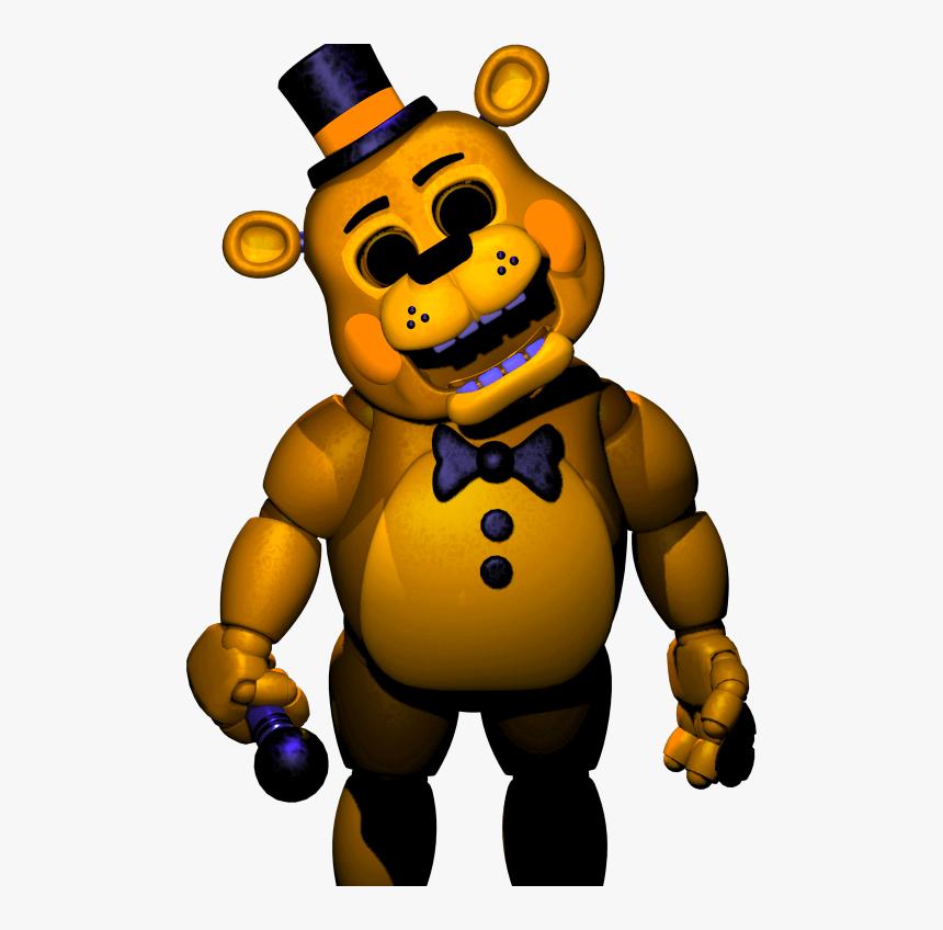 Fnaf Toy Freddy, HD Png Download, Free Download