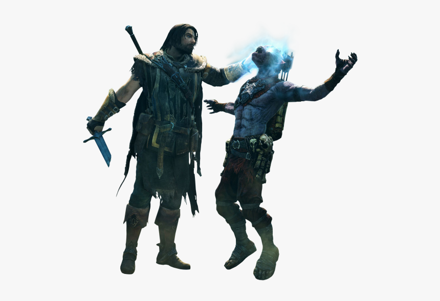 Shadow Of Mordor Png - Transparent Middle Earth Shadow Of Mordor, Png Download, Free Download
