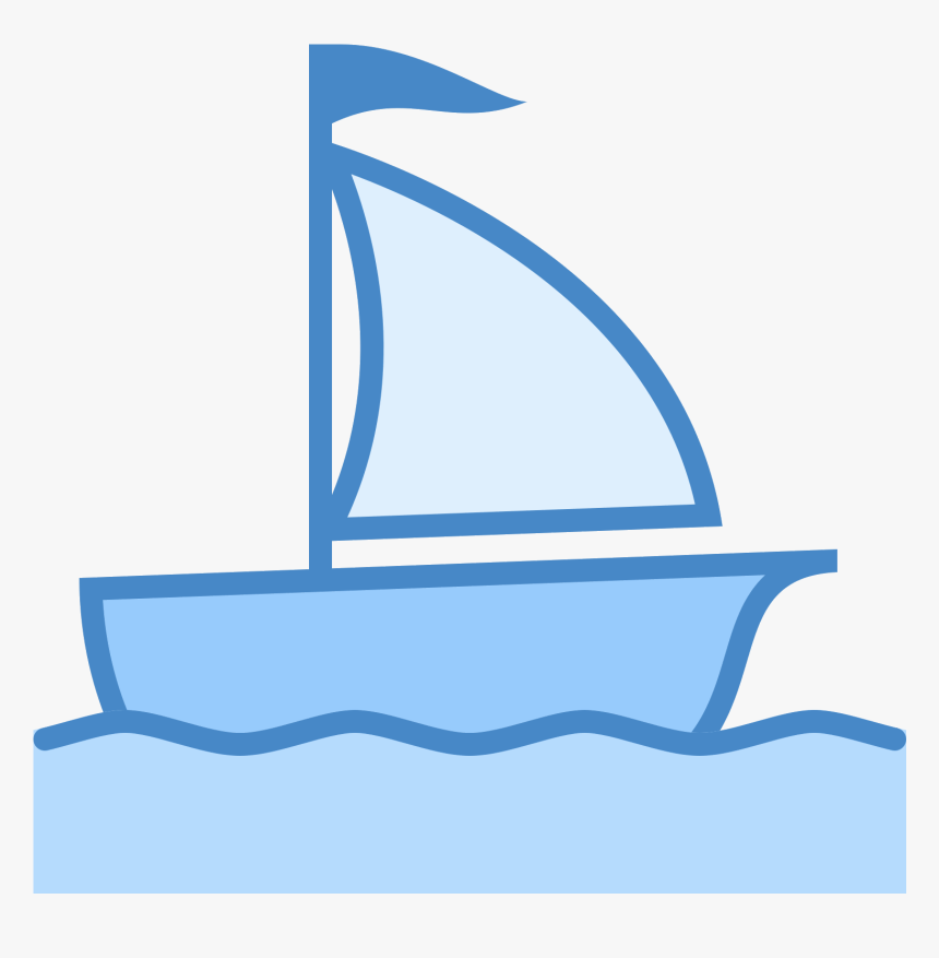 Great Download Ship Icon Free Download Clip Art Sail - Ship Clipart, HD Png Download, Free Download