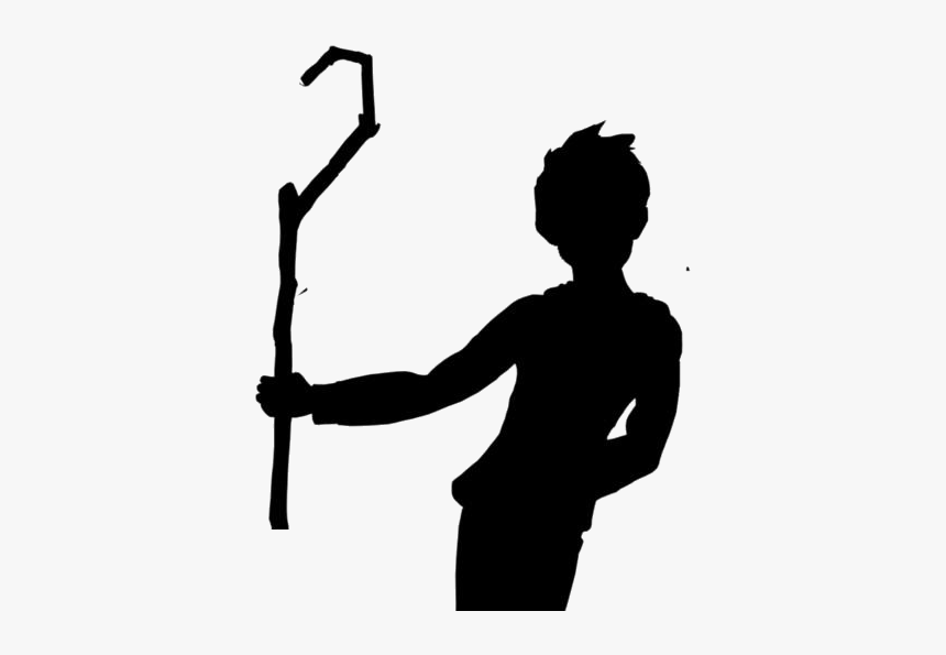 Transparent Jack Frost Silhouette - Jack Frost Guardians Png, Png Download, Free Download