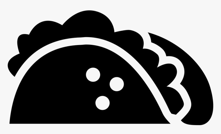Transparent Taco Png - Svg Clipart Taco Svg Free, Png Download, Free Download