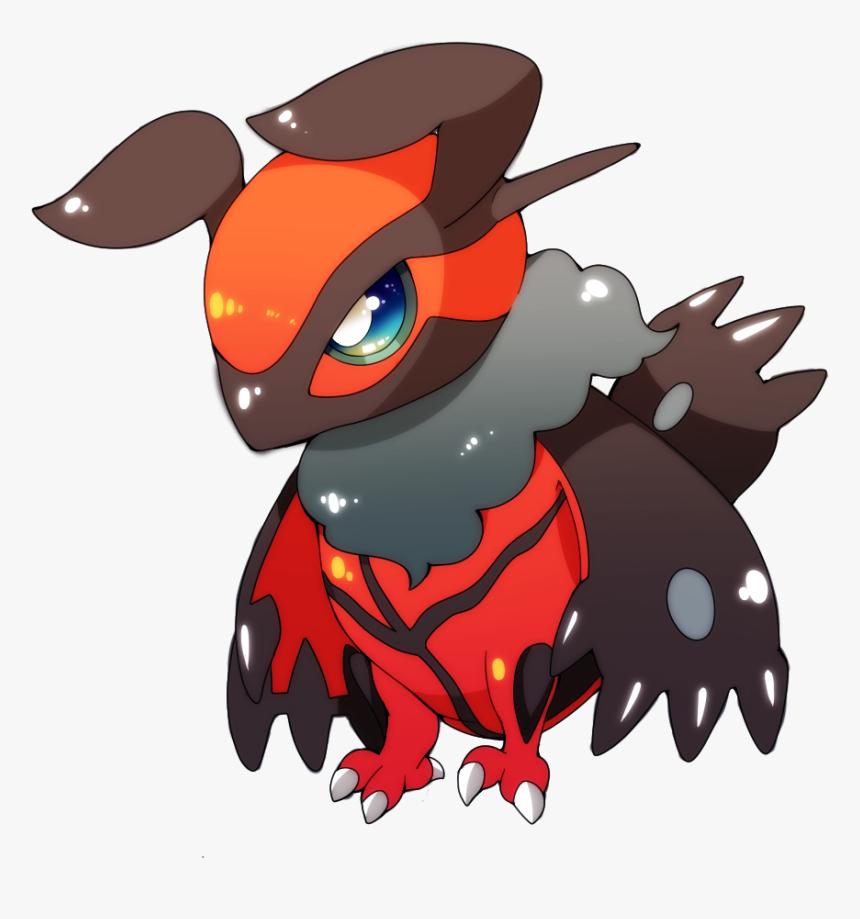 Legendary Legendarypokemon Pokemon Yveltal Chibi Chibip ...