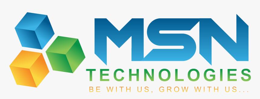 Msn-logo - Software Company Logo, HD Png Download, Free Download