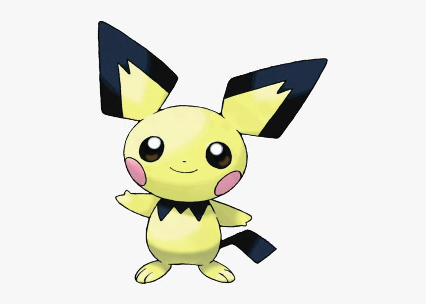 Pichu - Pikachu Pichu Pokemon, HD Png Download, Free Download